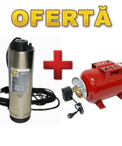 Hidrofor cu pompa submersibila-0
